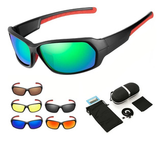 Óculos Para Pesca Polarizado Anti-reflexo Vários Modelos