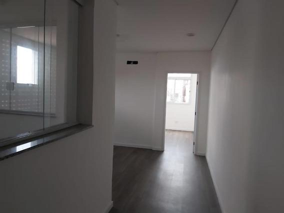 Sala Em Vila Nova, Santos/sp De 37m² Para Locação R$ 820,00/mes - Sa375445