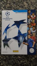Álbum Champions League Liga Dos Campeões 2012-2013