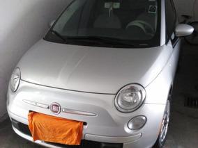 Carro Fiat 500 Pouco Usado, Muito Conservado 2011 - 2012