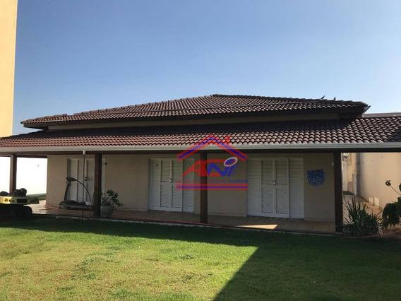 Casa 3 Dormitórios, 378 M² - Loteamento Remanso Campineiro - Hortolândia/sp - Ca0106