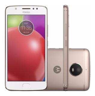 Celular Motorola Moto E4 16gb 2ram8mp.dual.xt1760nota Fiscal