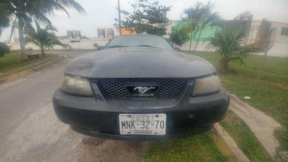 Mustang Modelo 2004 Descompuesto De Caja De Velocidades Auto