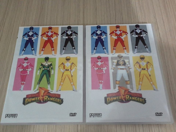 Mighty Morphin Power Rangers - Dublado