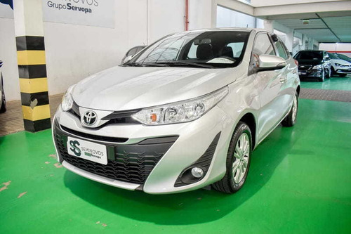Imagem 1 de 15 de Toyota Yaris Hatch Xl 1.3 Aut