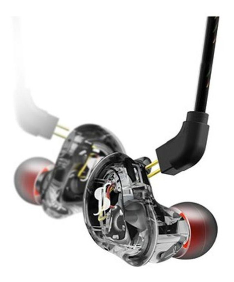 Fone In Ear Retorno Stagg Spm235 Profissional Monitor Preto