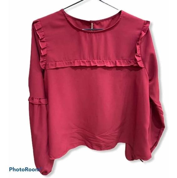 Blusa De Vestir Camisa De Mujer Varios Colores