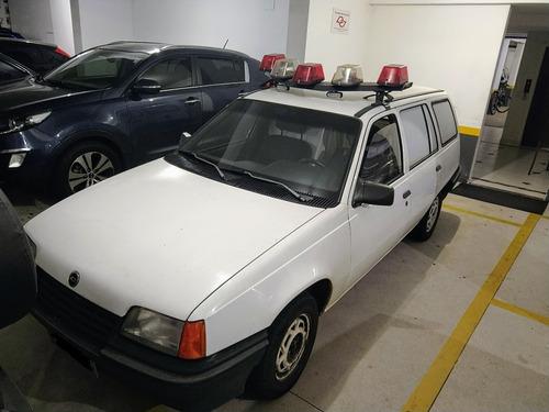 Ambulância Kadett Ipanema 1995