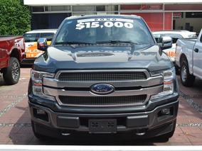 Ford Lobo Platinum Cew Cab 4x4 3.5l