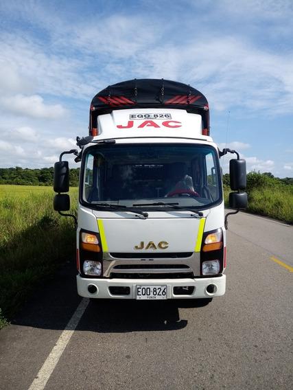 Jac 2018 1042 Jac Doble Cab