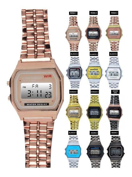 Reloj Mayoreo Metal