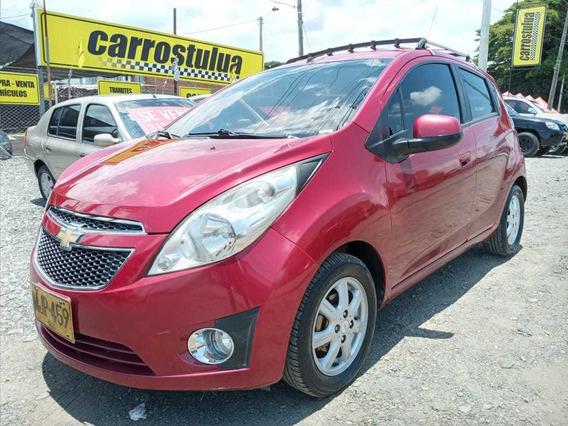 Chevrolet Spark Gt Rojo Mod 2013