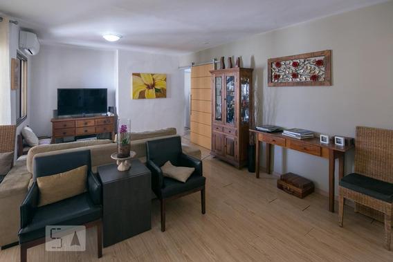 Apartamento No 13º Andar Mobiliado Com 3 Dormitórios E 2 Garagens - Id: 892981095 - 281095