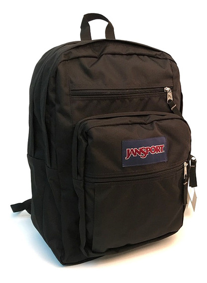 Mochila Jansport Big Student Negra