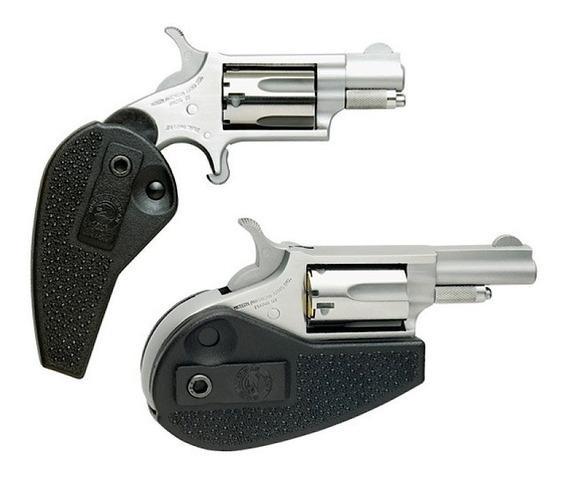 Grip Funda Interna Plegable Revolver North American 22 Lr