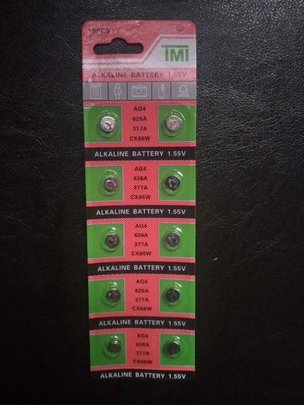 Bateria Ag4 1.55v