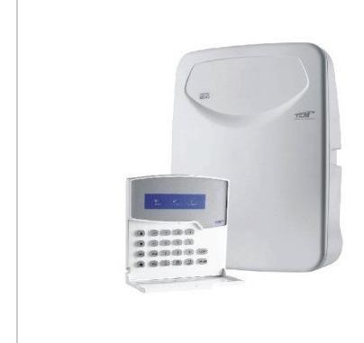 Central De Alarme Monitoravel Heron-850 Tem