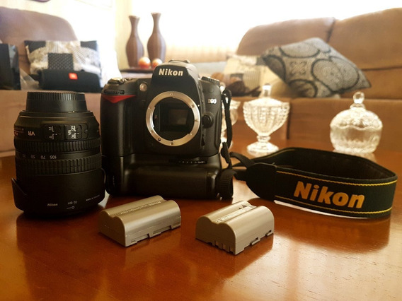 Câmera Prossifional - Nikon D90