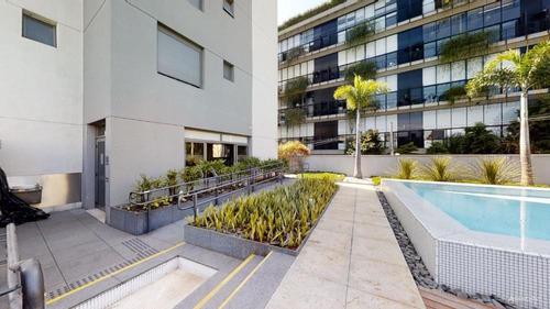 Imagem 1 de 17 de Apartamento Estúdio 1 Dormitório Vila Madalena São Paulo - Ap573156v