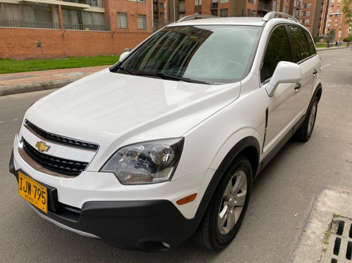 Chevrolet Captiva 2.4 2016 Automatica