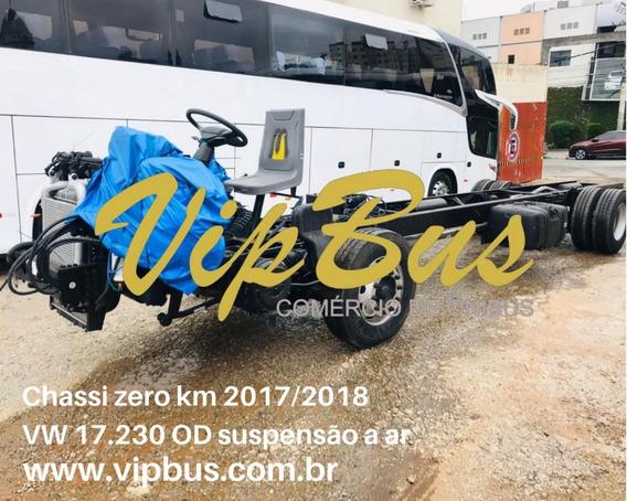Chassi Vw17.230 O Km 2017/2018 Vipbus