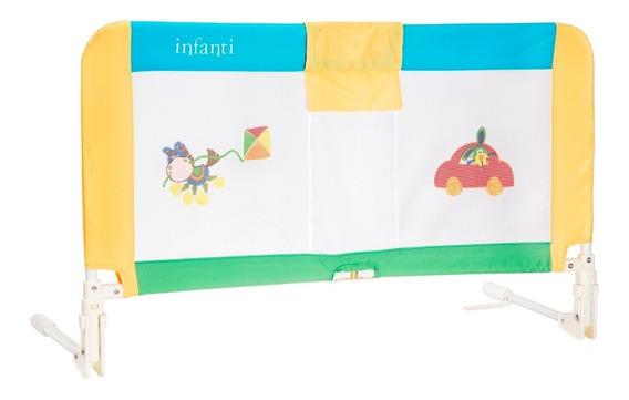 Baranda De Seguridad Para Cama Bebe E396 Infanti Babymovil