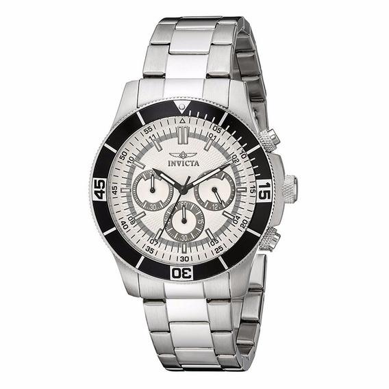 Relógio Masculino Invicta Specialty Cronógrafo Original