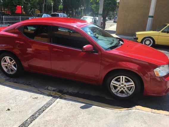 Dodge Avenger 2.4 Sxt Aut Ac 2013