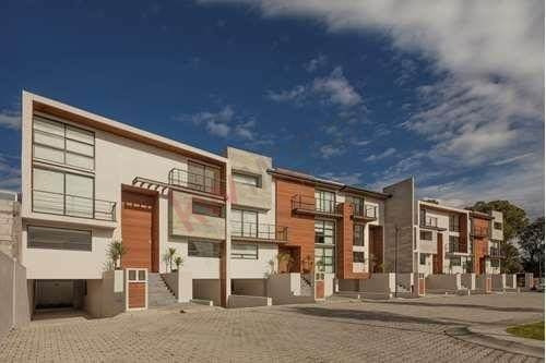 Casa En Condominio Cerrado Tipo Townhouse, Rinconada Del Fresno 15, San Andres Cholula, Puebla