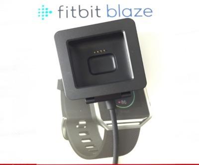 Usb Charger Charging Dock For Fitbit Blaze Sm Pronta Entrega