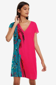 Vestido Dama Textil Fiusha Desigual