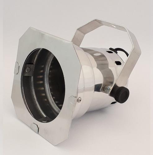 Spot Par 30 Alumínio Canhão Refletor C/ Porta Gelatina Volt