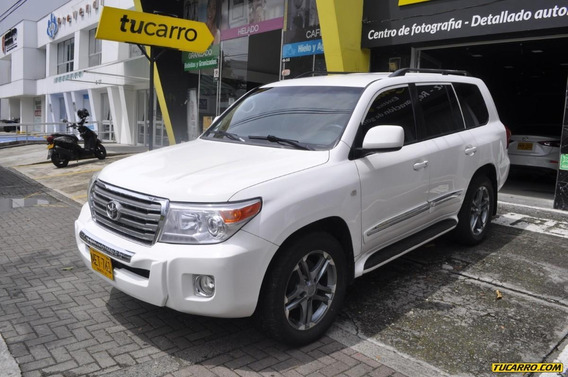 Toyota Sahara Land Cruiser