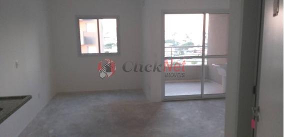 Apartamento Tipo Loft Para Venda No Bairro Jardim Do Mar Em São Bernardo Do Campo - 4108