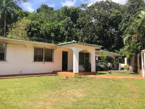 Ancon Casa En Alquiler En Panamá