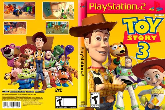 Toy Story 3 Legendado Em Português Ps2 Desbloqueado Patch