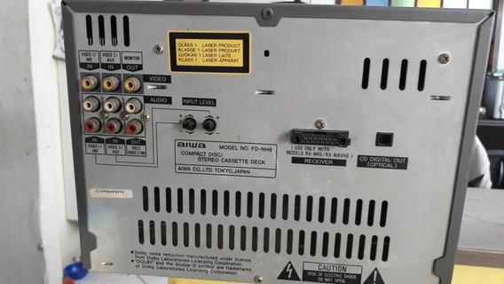 Estéreo Cassette Deck ..aiwa Modelo Fd Nh9