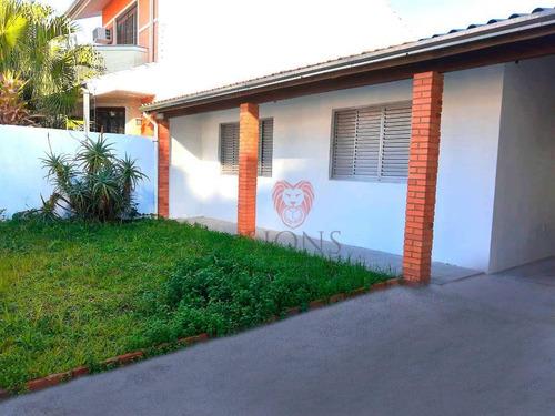 Imagem 1 de 12 de Casa Com 3 Dormitórios À Venda, 120 M² Por R$ 530.000,00 - Salgado Filho - Gravataí/rs - Ca0587