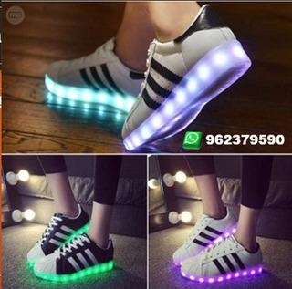Precio pagable el más nuevo calidad real Zapatillas Nike Con Luces Led - Deportes y Fitness en ...