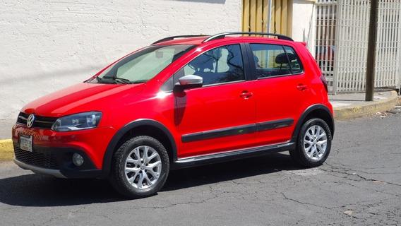 Volkswagen Crossfox 1.6 Hb Mt 2014