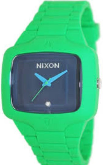 Pulseira De Silicone Nixon The Rubber Player Original Nova