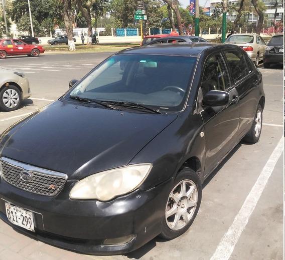 Auto Byd F3 R 2010 Gnv