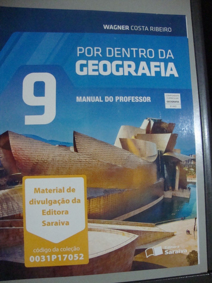 Livro Por Dentro Da Geografia 9º Ano