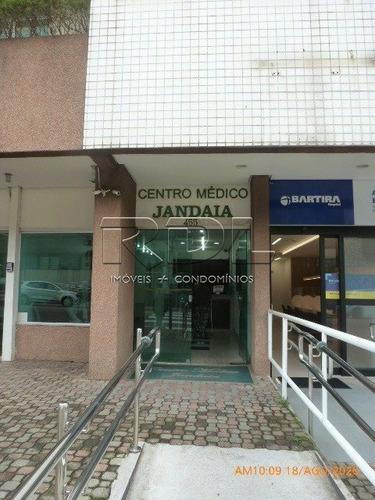 Sala Para Aluguel, 1 Vaga, Vila Alto De Santo André - Santo André/sp - 953