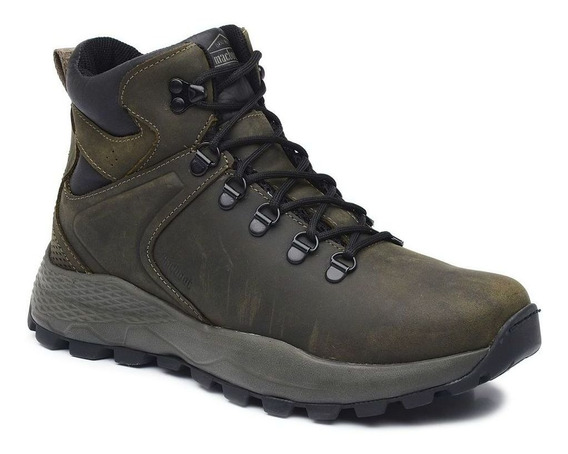 Bota Adventure Cano Alto Macboot Imeri 02 Oliva