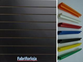 Painel Canaletado Preto C/ Canaleta 90x90 Cm Mdf De 18 Mm