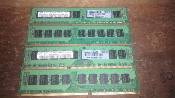Memória M391b5673dz1-ch9 Hp 500209-061 2gb 2rx8-pc3 (1652)