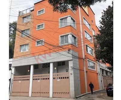 Venta Departamento En Mixcoac Nonoalco