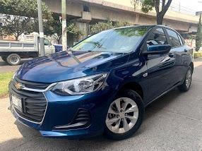 Chevrolet Onix Lt Demo 2021 Un Año De Seguro Gratis