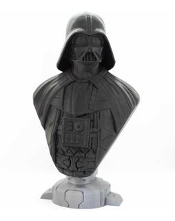 Busto Darth Vader Star Wars Impresión 3d